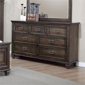 Campbell Bedroom Collection,b8250 dresser