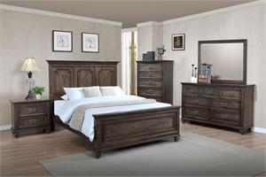 Campbell Bedroom Collection,b8250 crown mark