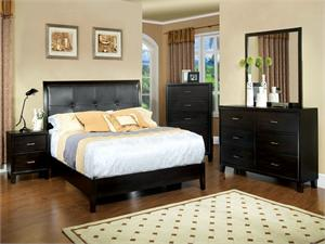 Bedroom Set Enrico Collection Item CM7088 by Import Direct Furniture