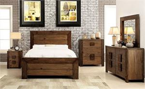Aveiro Bedroom Collection,cm7627 furniture of america