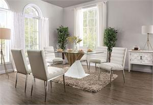 Bima Dining Set,foa3746t,foa3746 furniture of america