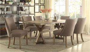 Beaugrand Dining Collection,5177-84 homelegance,5177S homelegance